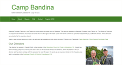 Preview of campbandina.org